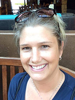 Rachel McMullen BUSINESS MANAGER